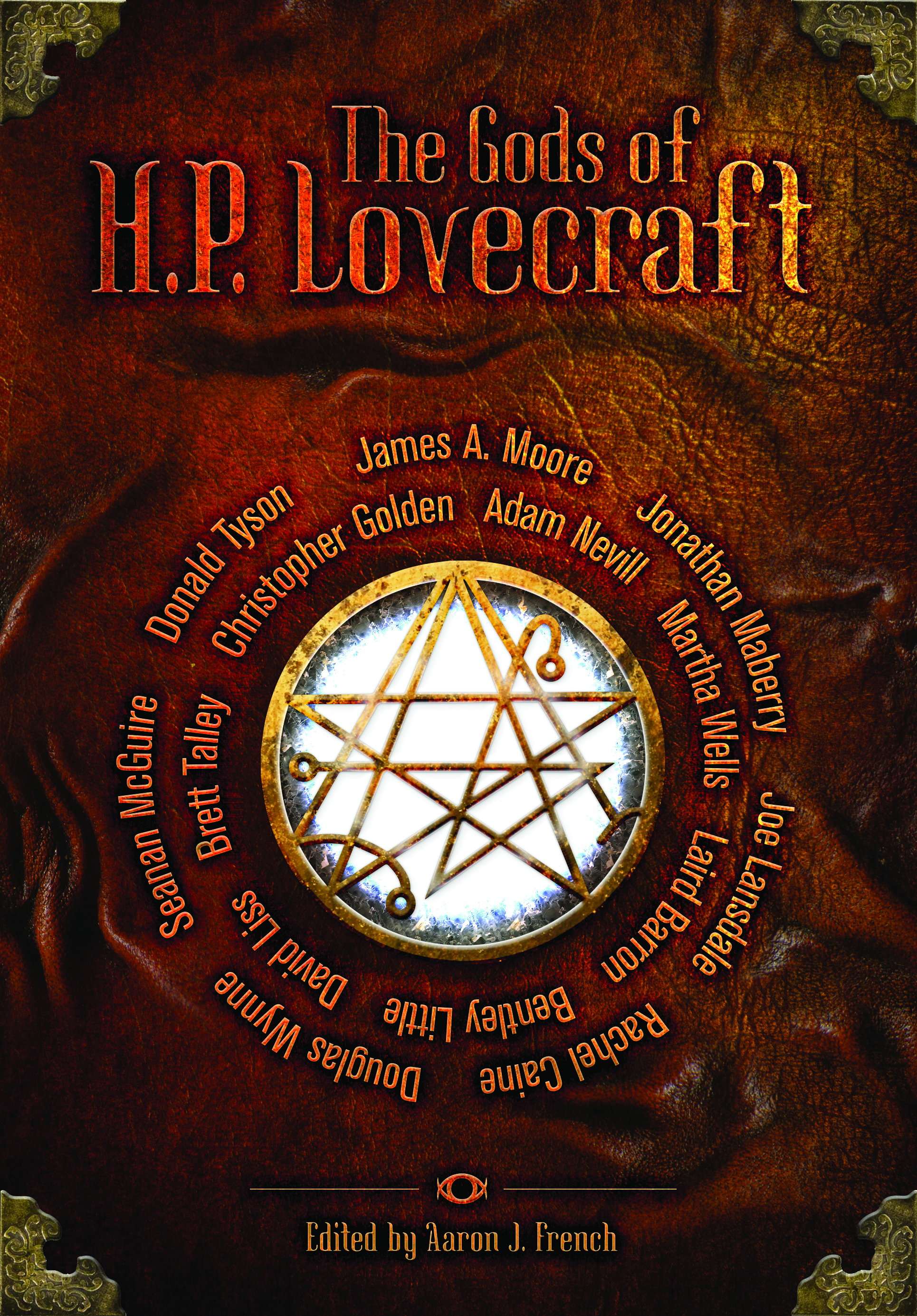 the gods of hp lovecraft journalstone front cover image tgohplc